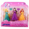 Hercegnők 3 darab elmozdíthatós ruhával