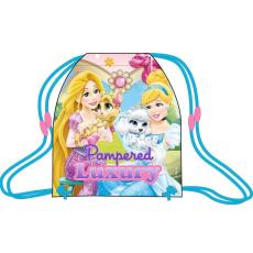 Hercegnők Sporttáska tornazsák Disney Hercegnők, Princess 41 cm