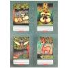 Herlitz : erdőlakók négyzetrácsos füzet - A5, 27-40, többféle