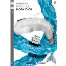 Herman Melville MELVILLE, HERMAN - MOBY DICK + CD idegen nyelvű könyv