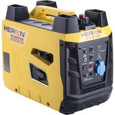 Heron benzinmotoros áramfejlesztő, 2 kVA, 230V, digitális szabályzású (Áramfejlesztő) aggregátor