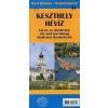 Hévíz és környéke turistatérkép (Keszthely és Hévíz) - Térképskála