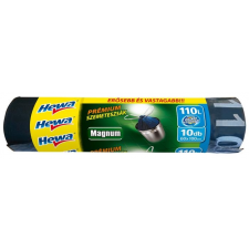 Hewa Magnum 110 l önzáró szalagos szemeteszsák (10 db) szemetes