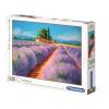High Quality Collection - Levendula mező 500 db-os puzzle - Clementoni