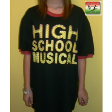 High School Musical - rövid ujjú póló gyerek póló