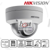 Hikvision DS-2CD2185FWD-I IP Dome kamera, kültéri, 8MP, 2,8mm, H265+, IP67, IR30m, ICR, WDR, BLC, ROI, SD, PoE, IK10
