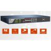 Hikvision DS-3E0318P-E PoE switch