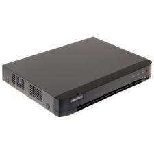Hikvision DVR rögzítő - iDS-7216HQHI-M1/S (16 port, 4MP, 2MP/240fps, 720P/400fps, H265+, 1x Sata) biztonságtechnikai eszköz