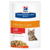 Hill's Prescription Diet 12x85g Hill's Prescription Diet c/d Urinary Stress Urinary Care csirke nedves macskatáp