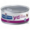 Hill's Prescription Diet Hill´s Prescription Diet Feline y/d - 12 x 156 g