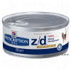 Hill's Prescription Diet Hill´s Prescription Diet Feline z/d ultra allergiamentes - 24 x 156 g