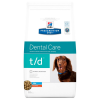 Hills CH Hill´s Prescription Diet Canine t/d Mini - 3 kg