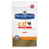 Hills Prescription Diet Hill´s Prescription Diet c/d Urinary Stress - 2 x 8 kg