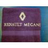 Hímzett Renault törölköző