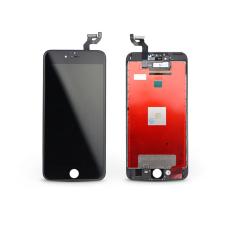 HiPix LCD kijelző érintőpanellel - Apple iPhone 6S Plus 5.5&quot, - HiPix AAA kiváló minőségű, utángyártott - fekete mobiltelefon, tablet alkatrész