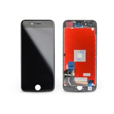 HiPix LCD kijelző érintőpanellel - Apple iPhone 7 4,7&quot, - HiPix AAA kiváló minőségű, utángyártott - fekete mobiltelefon kellék