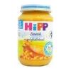 Hipp 6183 sütőtök pulykahússal 5 hónapos kortól 190g