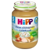 Hipp Rizses zöldségkrém csirkehússal 190g