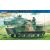 HobbyBoss PLA ZLC2000 (C&ampC) harckocsi makett HobbyBoss 82435