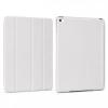 Hoco - Crystal series bőr iPad Air 2 tablet tok - fehér