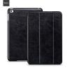 Hoco - Crystal series bőr iPad mini 4 tablet tok - fekete