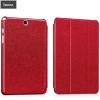 Hoco - Crystal series bőr Samsung Tab A 9.7 tablet tok - barna