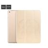 Hoco - Cube series nyomott mintázatú iPad Pro 9.7 tablet tok - arany