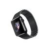 Hoco - Grand series 1 soros fém rozsdamentes acél óraszíj Apple Watch 38 mm - szürke