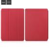 Hoco - Sugar series anilin bőr iPad Pro 12.9 tablet tok - piros