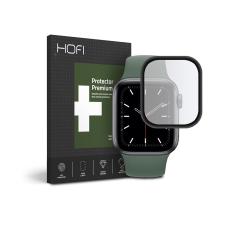 Hofi HOFI Hybrid Glass üveg képernyővédő fólia - Apple Watch Series 4/5/6/SE (40 mm) - black mobiltelefon kellék