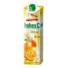 Hohes C Gyümölcslé, 100 százalék , 1 l, HOHES C Mild Juice, narancs (KHIH04)