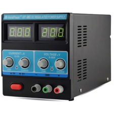 HOLDPEAK 305D tápegység mérőműszer