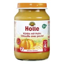 HOLLE BIO BÉBIÉTEL SÜTŐTÖK-CSIRKEHÚS 190 G bébiétel