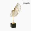 Homania Dekoratív Figura Ventilátor Arany by Homania