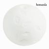 Homania Körkörös Gyertya Fehér - Be Yourself Gyűjtemény by Homania