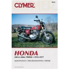 Honda CB250/350cc G5, 1974-77 – Ed Scott, Penton idegen nyelvű könyv