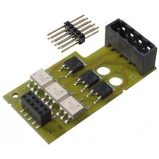 HONEYWELL HCS80 bővítő modul HCE zónaszabályozóhoz hűtés, fűtés szerelvény