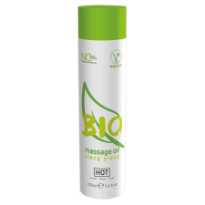 HOT BIO - vegán masszázsolaj - ylang ylang (100ml) masszázskrémek, masszázsolajok