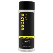 Hot HOT masszázsolaj - tiszta extázis(100ml) masszázsolaj és gél