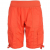 Hot Tuna női rövidnadrág - Hot Tuna Poplin Long Shorts Coral