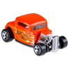 Hot Wheels Flames: 32 Ford kisautó - naracssárga