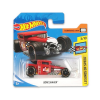 Hot Wheels Legends of speed: Bone Shaker kisautó - fekete