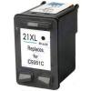 HP 21XL (C9351A) fekete patron - utángyártott EZ 20ml