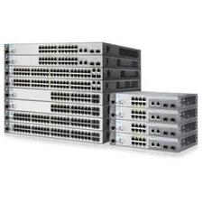 HP 2530-8G-PoE+ Switch hub és switch