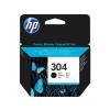 HP 304 N9K06AE fekete, eredeti festékpatron HP DeskJet 2620, 2630, 2632, 3720, 3730