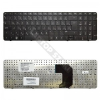 HP 633736-211 gyári új, fekete magyar laptop billentyűzet