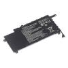 HP 751681-231 3800 mAh 3 cella fekete notebook/laptop akku/akkumulátor utángyártott