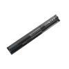 HP 811063-421 2200 mAh 4 cella fekete notebook/laptop akku/akkumulátor utángyártott