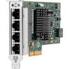 HP 811546-B21 Hewlett Packard Enterprise 1G 4x 366T Internal Ethernet 1000Mbit/s 1G 4x 366T, PCI-e v2.1, 5W