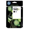 HP 940XL C4906A fekete (black) eredeti tintapatron